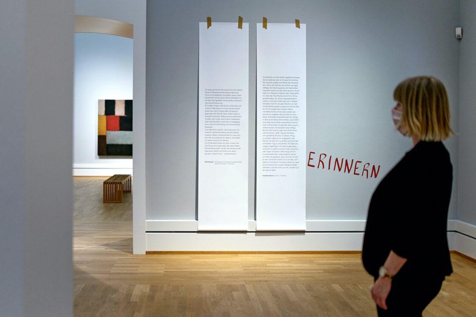 Ausstellung Systemrelevant Staatliche Kunsthalle Karlsruhe