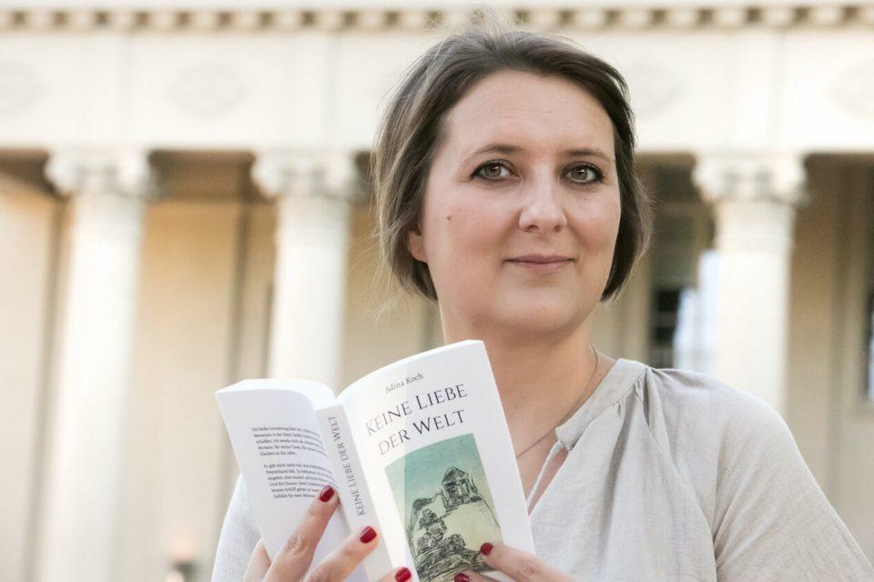 Buchautorin Adina Koch