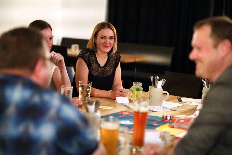 Linda Calmbach Testet Socialmatch in Karlsruhe