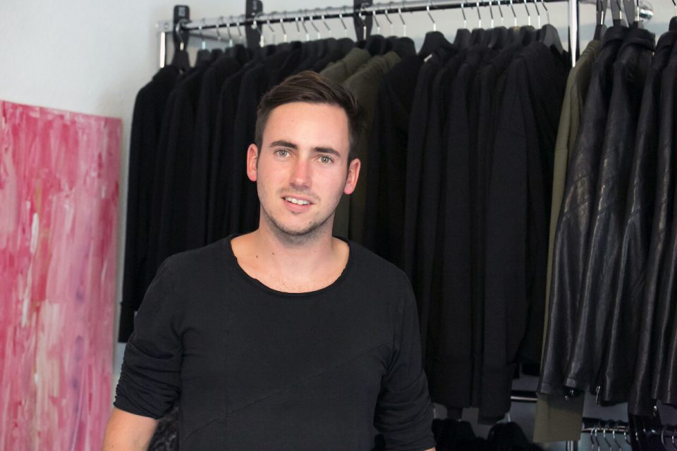 Modedesigner Riaz Dan