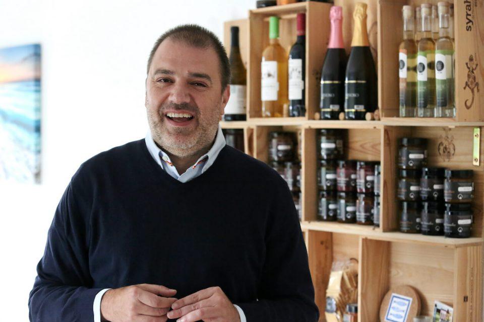 Paulo da Silva Rosa von Willkommen Chef