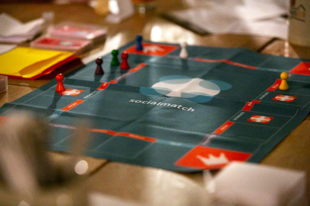 Spiel bei Socialmatch in Karlsruhe
