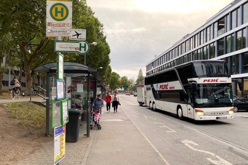 Busbahnhof Karlsruhe