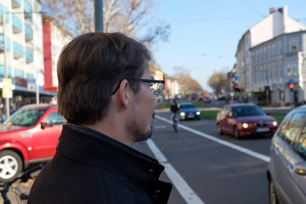 OB-Kandidat Paul Schmidt stammt aus Karlsruhe