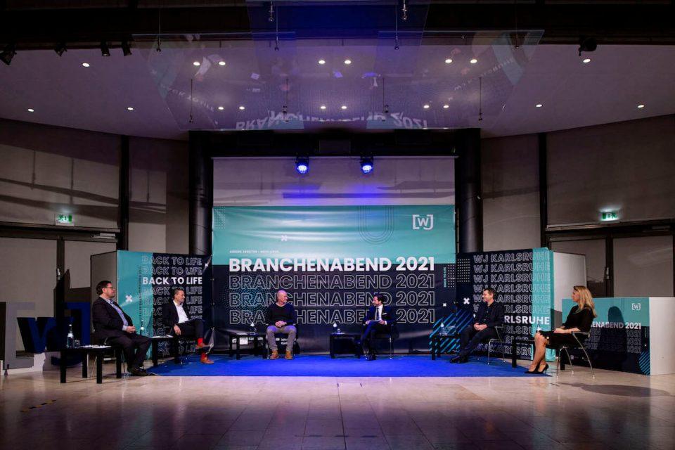 Digitaler Branchenabend der Wirtschaftsjunioren Karlsruhe