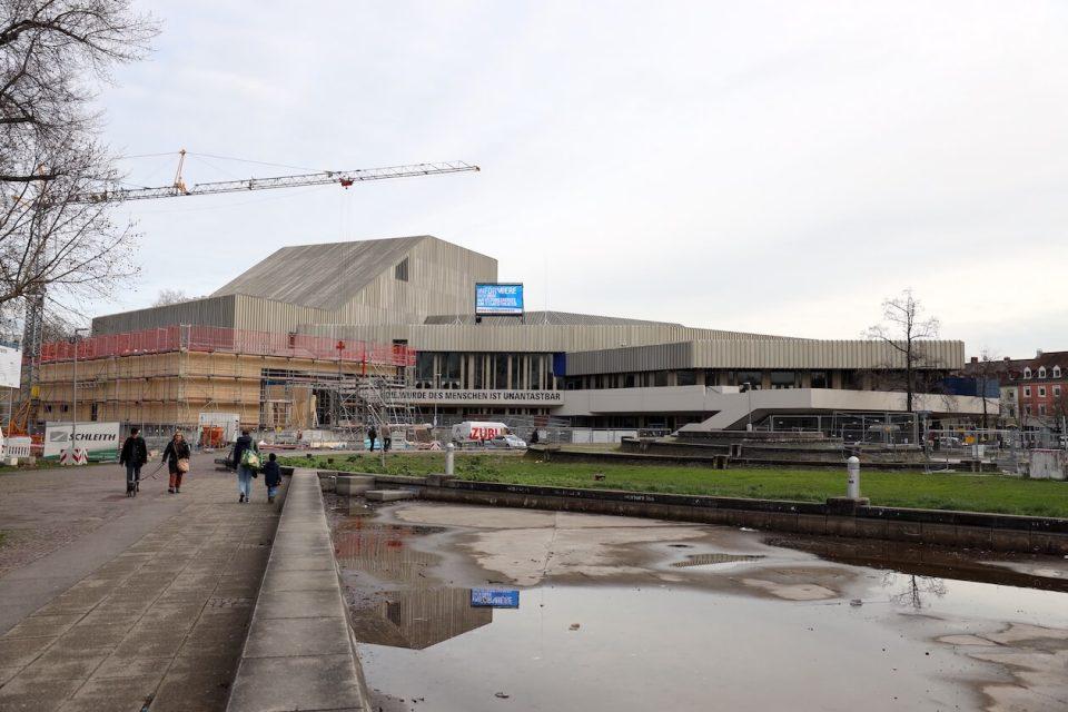 Badisches Staatstheater in Karlsruhe