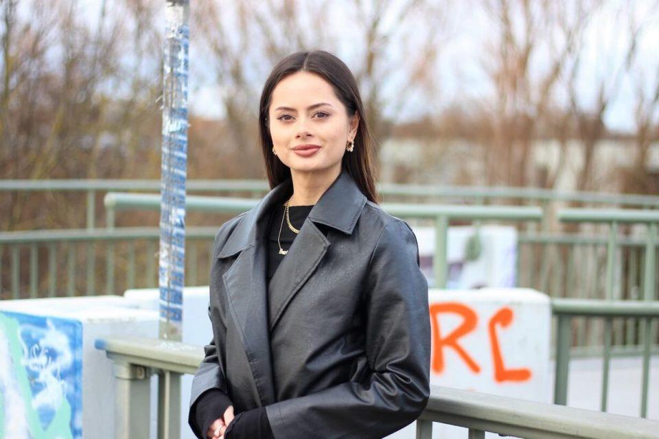 Designerin Sandra Winter aus Karlsruhe