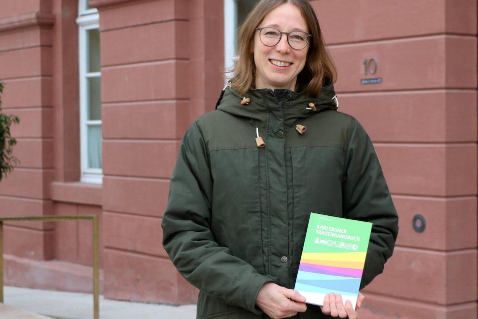 Gleichstellungsbeauftragte der Stadt Karlsruhe Verena Meister