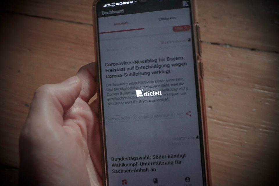 App Articlett aus Karlsruhe